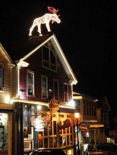 Geddy's Pub, Bar Harbor, Maine