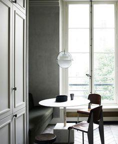 Classy grey - via cocolapinedesign.com