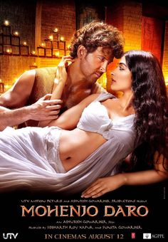 Mohenjo Daro New Latest Official Poster on Launched on 15 July