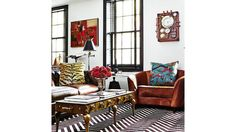 Whether you're looking into a full redesign or just need an idea for what to do with that empty corner, these interior designers serve up little snippets of inspiration daily—hit that follow button now.