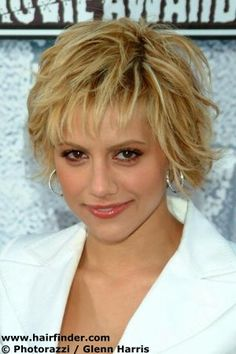 short hair styles for women over 50 with thick hair. haircuts for women over 40