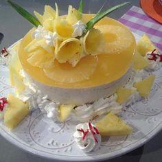 La prova del cuoco ricette Sergio Barzetti: cheesecake all'ananas e vaniglia