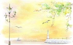 gaivota desenho - Pesquisa Google