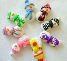 Close to Home: Polymer Clay Creations EmarieCreations