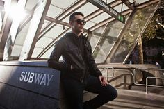 Adentro Style: Back to Basics With The Leather Jacket