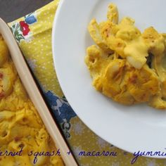 Began Butternut Mac n Cheese - Clip recipes on Pinterest right to your shopping list. get.ziplist.com/clipper