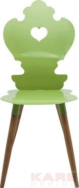 Chair  Adelheid Light Green by KARE Design #chair #adelheid #lightgreen #countrychic #wiesn #oktoberfest #KARE #KAREDesign