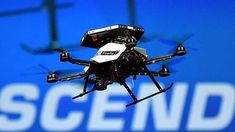 Intel Shows Off Ducking And Diving Drone