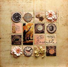 Ensemble - Almanach by marieetmichael, via Flickr