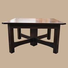 Gustav Stickley Dining Table For Sale