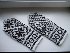Ravelry: Rigmor's Selbu mittens pattern by Rigmor Duun Grande