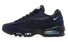 "15f225f1d1b8a Nike Air Max 95 ""Blackened Blue"" (Blackened Blue Photo Blue) Nike"