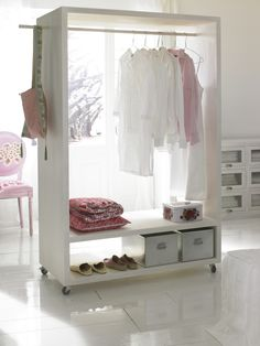 for closet or utility room