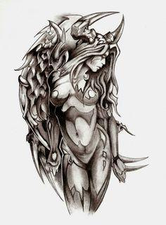 crazy good fairy and mushroom drawing Tattoo Drawings, Body Art Tattoos, Girl Tattoos, Sleeve Tattoos, Sexy Tattoos, Tattoo Designs For Girls, Best Tattoo Designs, Arte Dope, Mushroom Drawing