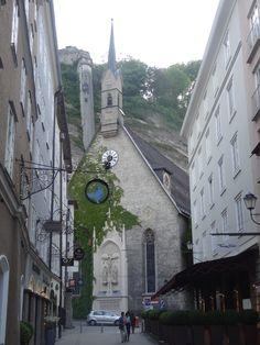 Austria. Salzburg.