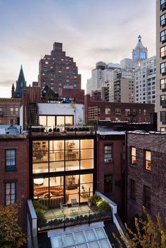 / NYC living /