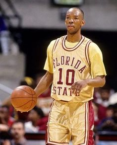 Baltimore Sam and FSU brought some new flavor to the ACC in the early He's one of my favorite PGs of all time. Fsu Basketball, Basketball Pictures, Basketball Legends, Love And Basketball, Basketball Players, Basketball History, Sam Cassell, Basketball Information, College Hoops