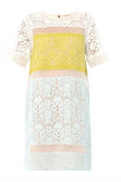 Perfect Dresses for Spring - Delicate Lace