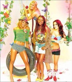 Rouge girlband brasileira