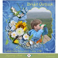 This page was created with Blue Skies Add-On by ADB Designs - Digital Scrapbooking Kits PU & CU Special Value Sale - Purchase the Blue Skies Collection and get the Add-On FREE! until June 15 #ADBDesigns, #digitalscrapbooking,