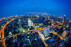 Sky Bar View by Bigworapoch-chenbbig on 500px