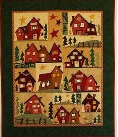 I wish I'd seen this quilt along in time to sign up!!!!  LOVE IT!  by Chena Losa