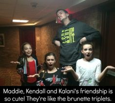 Dance Moms Confessions . i really want to see Maddie Kendall Kalani trio on the show!!