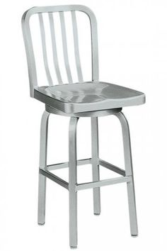 Sandra Counter Stool    Here's an affordable version, about $120 bucks each.  And it swivels! - bb