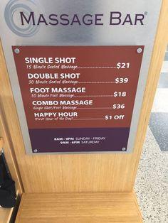 Photo of Massage Bar - Sacramento, CA, United States Massage Bar, Double Shot, Sacramento, How To Make Money, United States, Day