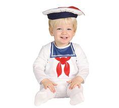 #Disfraz de #Marinerito para #Bebés en varias tallas. #Marinero o #Marino o #Grumete