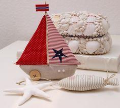 Vicky und Ricky: Nautical set