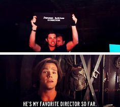 Awww Jared is sweet. I'll bet that episode was fun to shoot. {A Weekend at Bobby's}