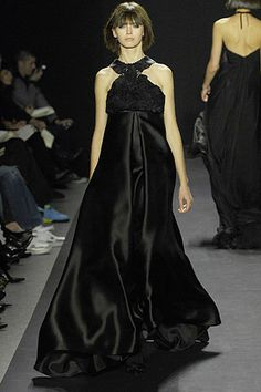 Naeem Khan Fall 2007 Ready-to-Wear Collection Slideshow on Style.com