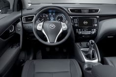 Erste Informationen zum neuen Nissan Qashqai (2014)