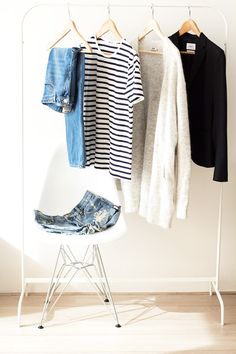 wardrobe selection