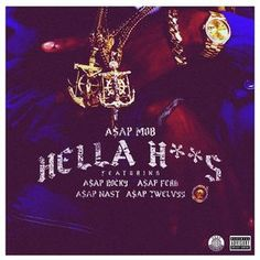 """http://www.hotnewhiphop.com After many delays, it appears A$AP Mob's upcoming compilation album, L.O.R.D., is finally ready to come to fruition soon. Tonight, the A$AP mob gave Funk Flex the green light to premiere their new single """"Hella Hoes"""", which is a follow up to """"Xscape"""".  #ASAPMob #ASAPRocky #ThePrettyMotherfucker"""