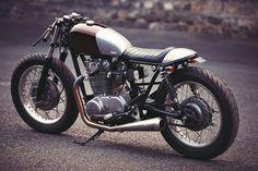 Yamaha XS650 Cafe Racer Clutch Custom Motorcycles