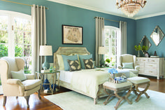 Jeff Lewis Interior Design Ideas For Every Room 13 Dream Bedroom, Home Bedroom, Bedroom Decor, Master Bedroom, Bedroom Wall, Bed Room, Bedroom Ideas, Home Living, Living Spaces