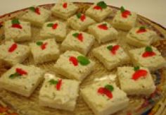 Miniatura do Canapés de queijo
