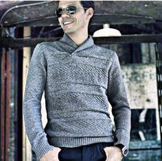 Marc in gray.