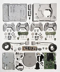 Playstation deconstructed