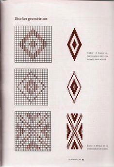 Inkle Weaving Patterns, Swedish Weaving Patterns, Loom Weaving, Crochet Wrap Pattern, Crochet Chart, Tablet Weaving, Hand Weaving, Native American Patterns, Inkle Loom