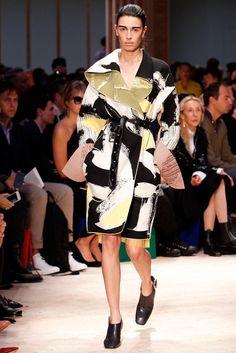 Céline Spring 2014 Ready-to-Wear Fashion Show - Sabrina Ioffreda