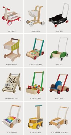 """OMG i get so many questions about arlos toys and where we got his push walker, so i thought i would start a series where i share my favorite options — but i thought rather than doing my favorite toys in one series i would break it up into categories like this! so let me … Continue reading """"modern baby push walkers"""""""