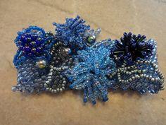 Neptune's Garden made into Wipp's Garden pattern/inspiration Bead & Button Dec11 by Karla Krohn