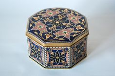 Decorative Tin by theobjectory on Etsy, $8.00