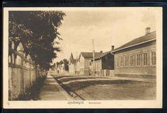 Jyväskylä - Rantakatu