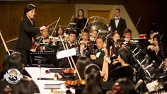 LIVE EAST-WEST ORCHESTRA  -- Shen Yun has the only orchestra in the world that features both classical Western and Chinese instruments as permanent members. The result? Two grand musical traditions producing one refreshing, unforgettable sound.   Photo: Shen Yun Orchestra