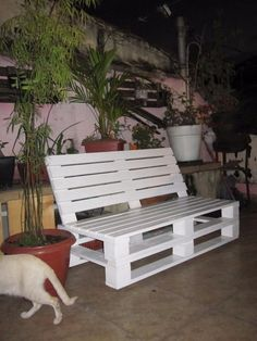 Read more about Pallet DIY Pallet Lounge, Diy Pallet Sofa, Pallet Bench, Diy Pallet Projects, Pallet Dining Table, Diy Outdoor Table, Diy Coffee Table, Recycled Pallets, Wooden Pallets