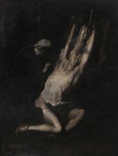Aesthetic Art, Aesthetic Pictures, Art Macabre, Art Noir, Beautiful Dark Art, Baroque Painting, Italian Artist, Horror Art, Surreal Art